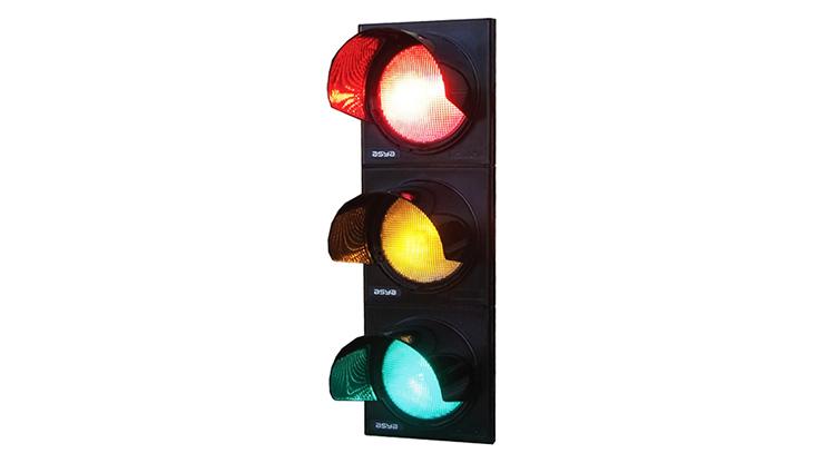 12-Inch (300 mm) LED Traffic Signal Module