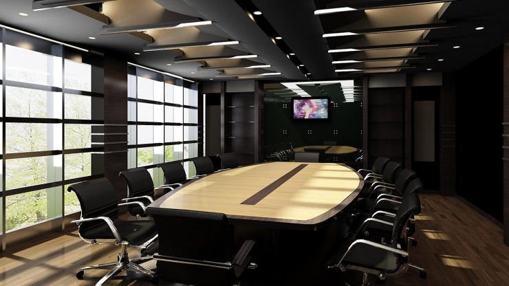 How to Plan the Lighting for Meeting and Conference Rooms - Lighting ...