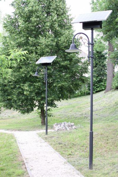 15w Led Double Solar Park Amp Pathway Lighting Lighting