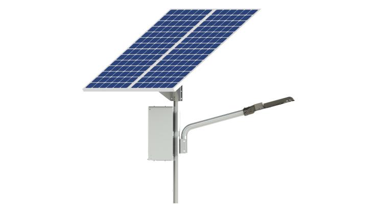 40w Solar Led Street Light Lighting Equipment S
