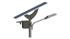 50W Solar LED Street Light
