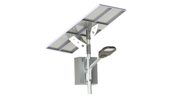 30w Solar Led Street Light Lighting Equipment Sales