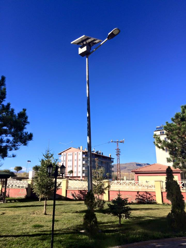 40w Solar Led Street Light Lighting Equipment Sales