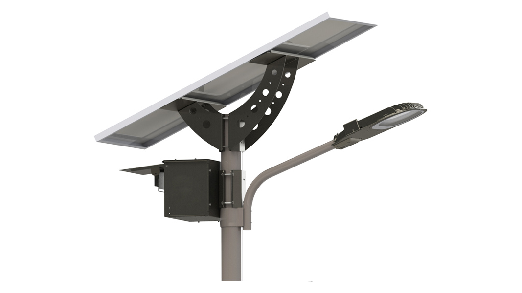 20w Solar Led Street Light Lighting Equipment Sales
