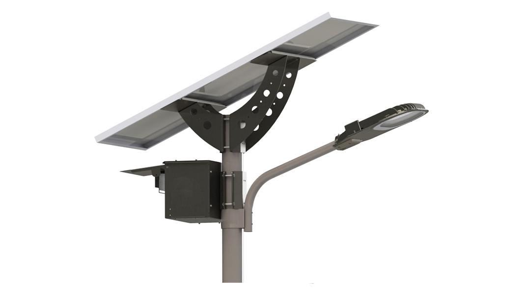 20w Solar Led Street Light Lighting Equipment Sales