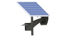 10W Solar LED Garden Light