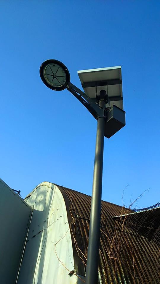 40w Solar Led Area Light Lighting Equipment Sales