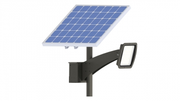 20W Solar LED Garden Light