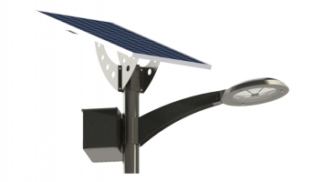 30W Solar LED Area Light