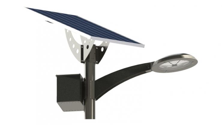 30W Solar LED Area Light