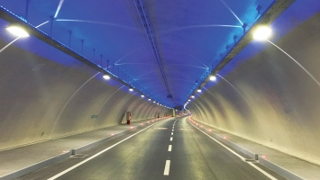 Special Lighting Design of Eurasia Tunnel
