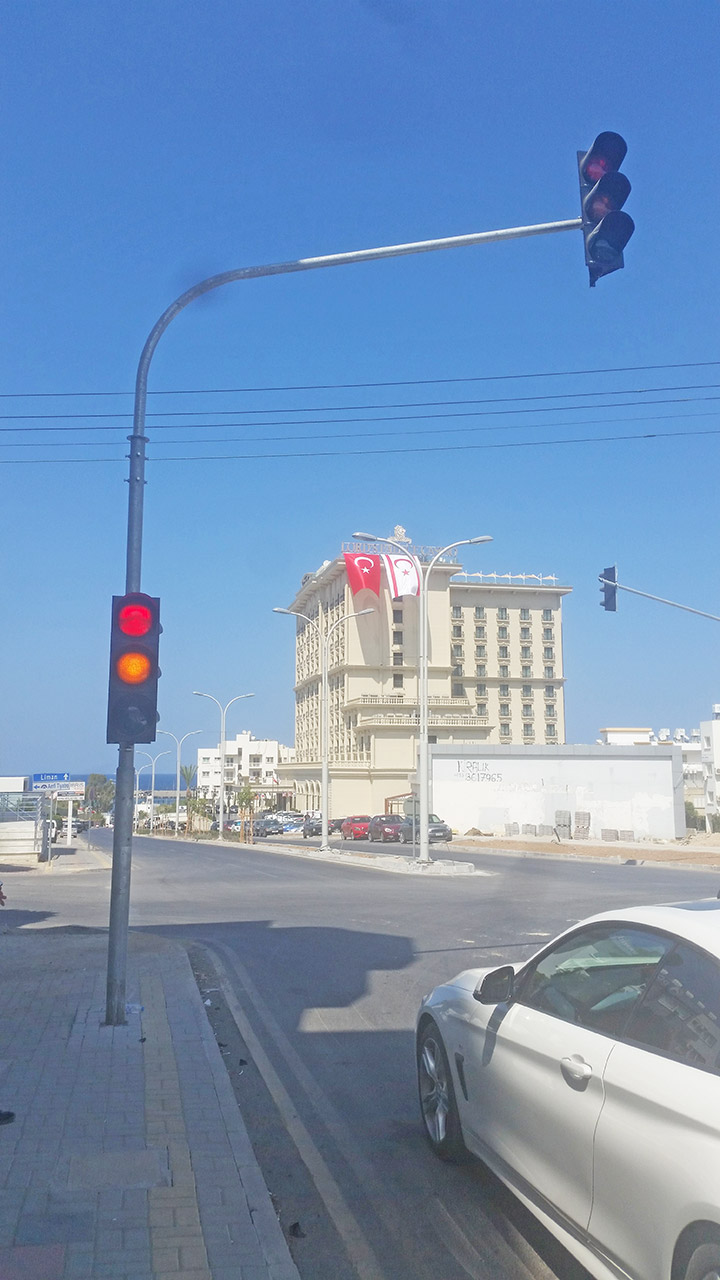 8 Inch 200 Mm Led Traffic Signal Module Lighting