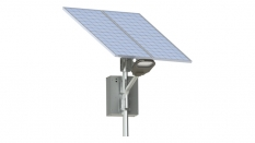 120W Solar LED Street Light
