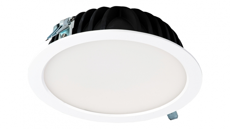 25W 8-Inch LED Downlight
