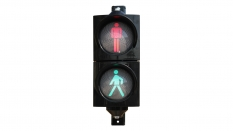 4-Inch (100 mm) LED Pedestrian Traffic Signal Module