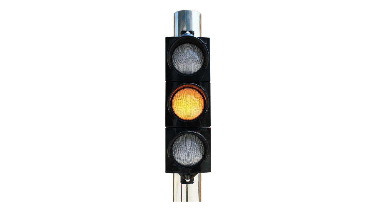 4 Inch 100 Mm Led Traffic Signal Module Lighting