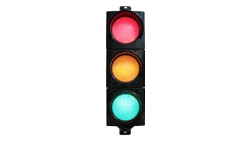 4-Inch (100 mm) LED Traffic Signal Module