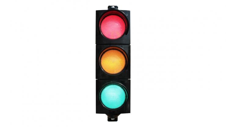 4-Inch (100 mm) LED Traffic Signal Module