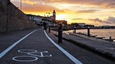 Lighting of Bike Paths