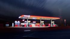 Gas Station Lighting