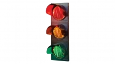 12-Inch (300 mm) TH LED Traffic Signal Head