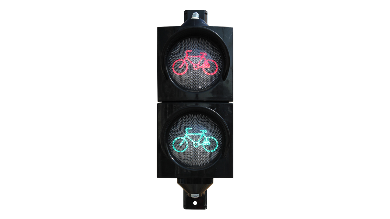 4 Inch 100 Mm Led Bicycle Traffic Signal Module