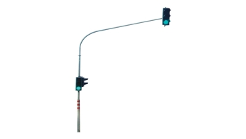 Traffic Signal Mast Arm Pole