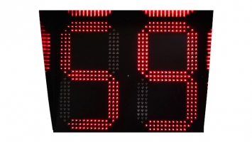 800*600 mm LED Traffic Countdown Timer