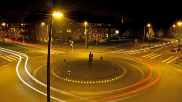 Roundabout Lighting