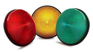 GE GTx 12-Inch (300 mm) LED Traffic Signal Module