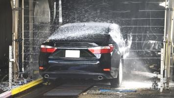 Car Wash Lighting