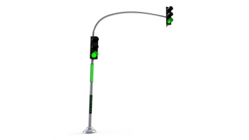 LED Signalling Pole