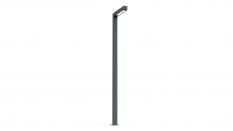 60W LED Light Pole