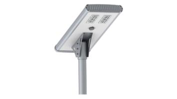 80W All-in-One Solar LED Street Light